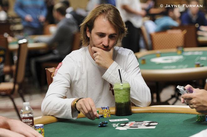 Las Vegas : Ludovic Lacay aux WSOP 0001