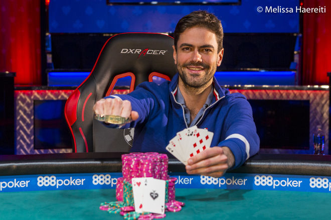 James Obst Wins First WSOP Bracelet in $10,000 Razz Championship 0001