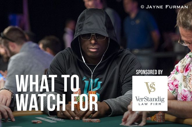 WSOP Day 17: Hawkins, Jaka Race to the Finish of THE MARATHON 0001