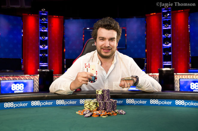 888poker Poker Ambassador Chris Moorman Wins First WSOP Bracelet 0001