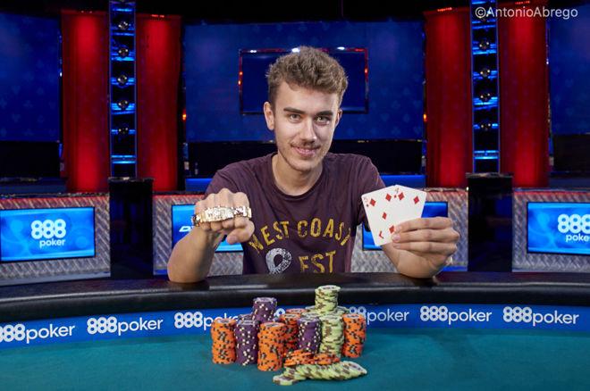 Chris Frank Wins WSOP Event #33: $1,500 No-Limit Hold'em 0001
