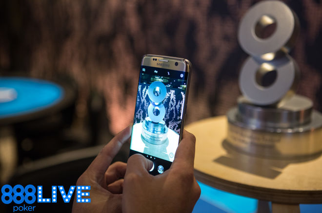 888poker Implements 'Action' Clock for 888Live Tournaments 0001