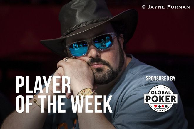 Player of the Week: David Bach Wins Two WSOP Bracelets in 10 Days 0001