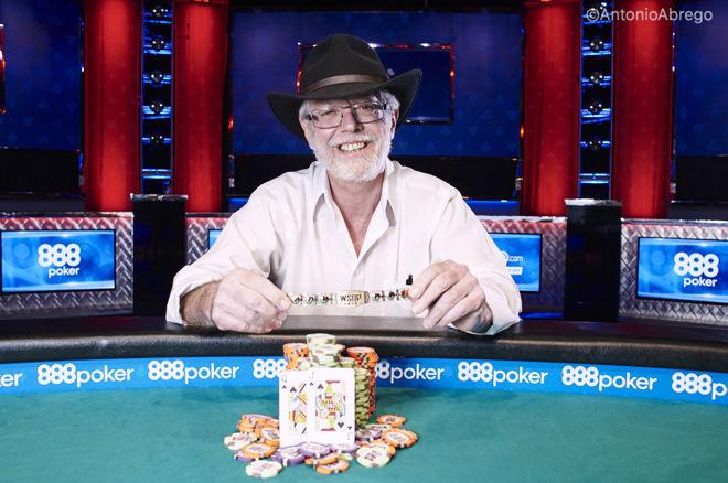 James Moore Captures Back-to-Back Titles in WSOP Super Seniors Event 0001
