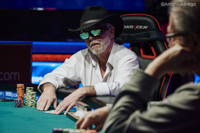 Get to Know James Moore, the Radiologist Who Entered the WSOP History Books 0001