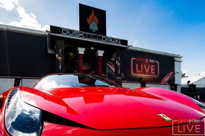 £1m Gtd Grand Prix UK at Dusk Till Dawn