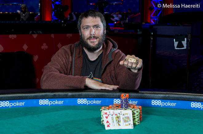 Loren Klein Captures Second WSOP Bracelet in $1,500 Pot Limit Omaha 0001