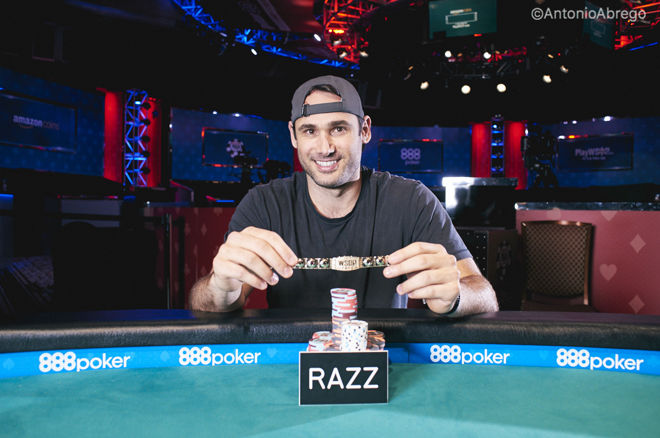 Matthew Schreiber Runs Over $3,000 H.O.R.S.E. to Win First WSOP Bracelet 0001