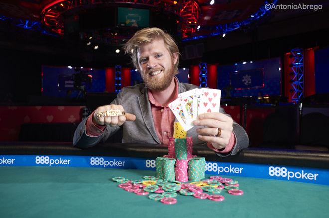 Nathan Gamble Wins WSOP Event #46: $1,500 Pot-Limit Omaha Hi-Lo 0001