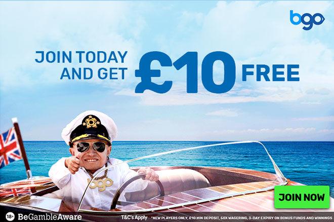 Get an Exclusive £10 Free Cash Bonus this Week!