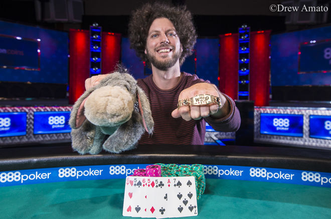 Chris Vitch Wins Second WSOP Bracelet in Stud Hi-Lo Championship 0001