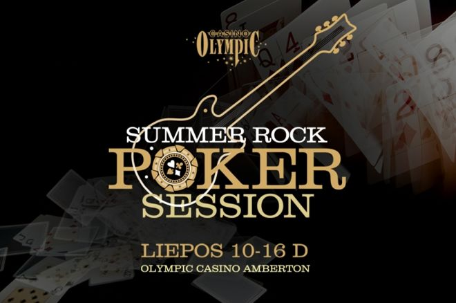 """Summer Rock Poker Session"" Klaipėdoje 0001"