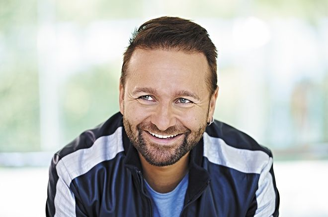 Daniel Negreanu MSOP Major Series of Putting
