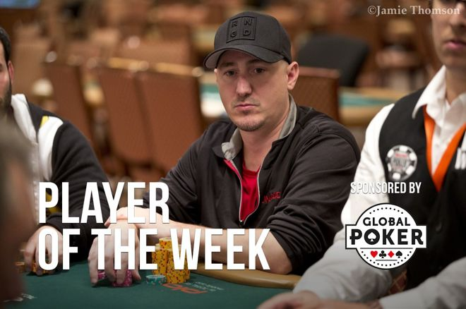 Player of the Week: Ray Henson Takes Lead in POY 0001