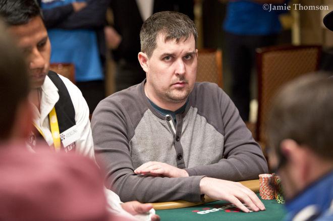 Scott Montgomery WSOP