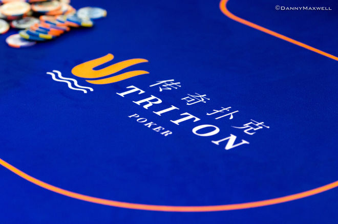 Triton Super High Roller Series Montenegro