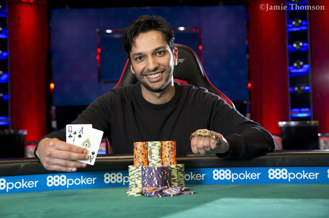 Mohsin Charania Completes Poker Triple Crown With First WSOP Bracelet 0001