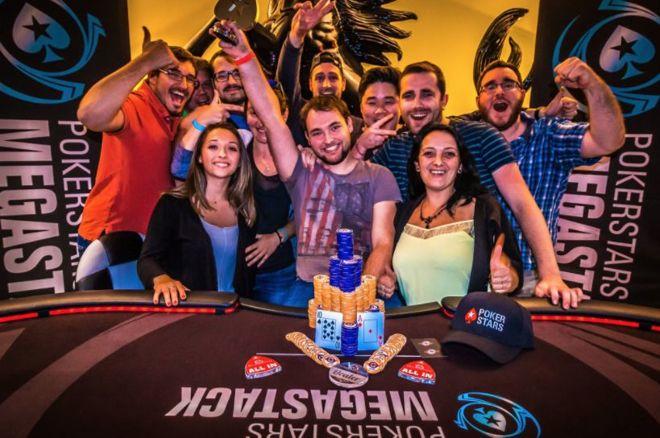 Megastack PokerStars Gujan : Axel Colin transforme 170€ en plus de 22.000€, Jon Garde 2e 0001