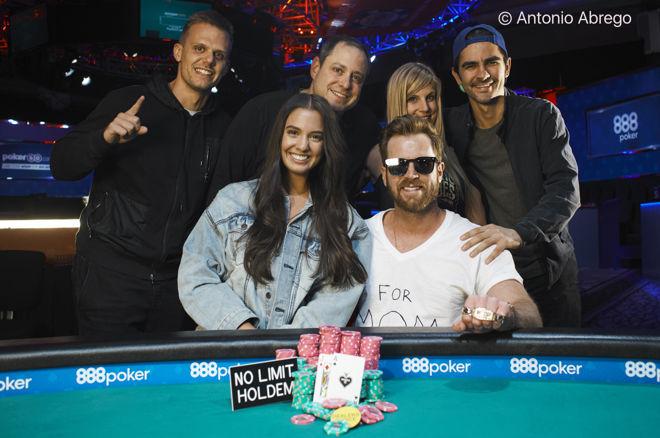 John Racener Wins WSOP $10,000 Dealer's Choice 6-Handed Championship 0001