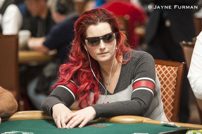 Vanessa Kade WSOP