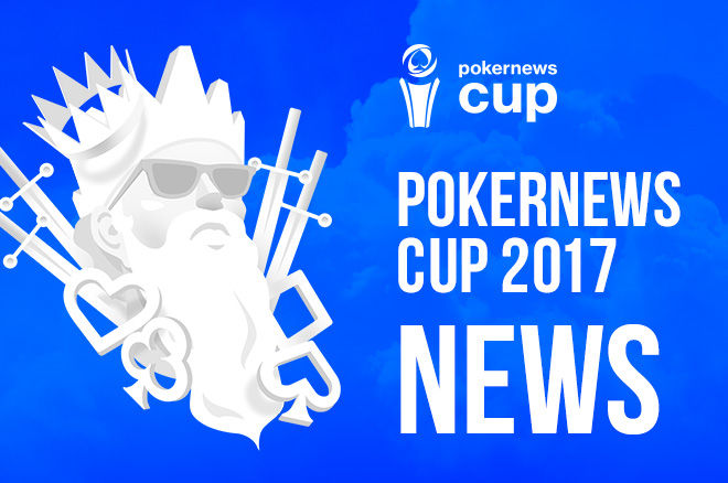 PokerNews Cup 2017: Check Out the Full Schedule at King's Casino 0001