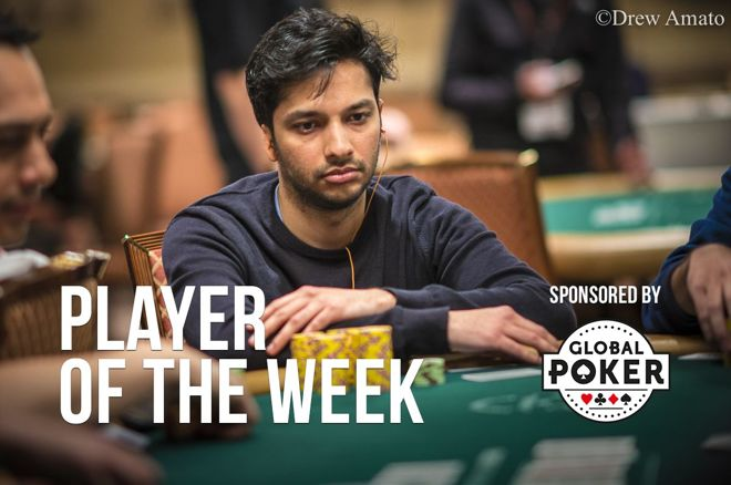 Player of the Week: Mohsin Charania Captures the Elusive Triple Crown 0001