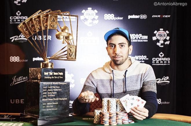 """50,000 dolerių įpirkos """"Poker Players Championship"""" laimėjo britas Elioras Sion 0001"""