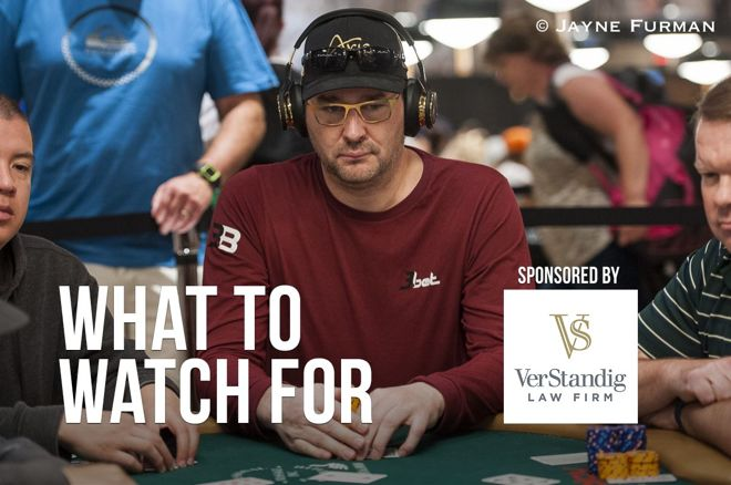 WSOP Day 39: Main Event Becomes Main Attraction; Hellmuth Deep in Razz 0001