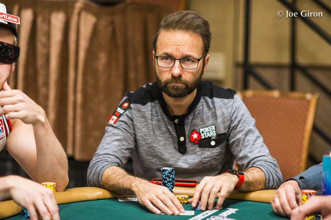 Daniel Negreanu WSOP 2017