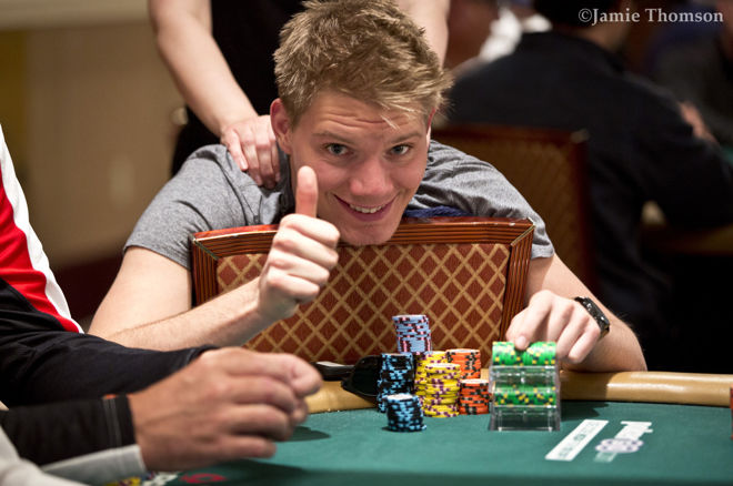 WSOP Main Event Boasts Biggest Day 1a Since 2013; Mortensen Leads 0001