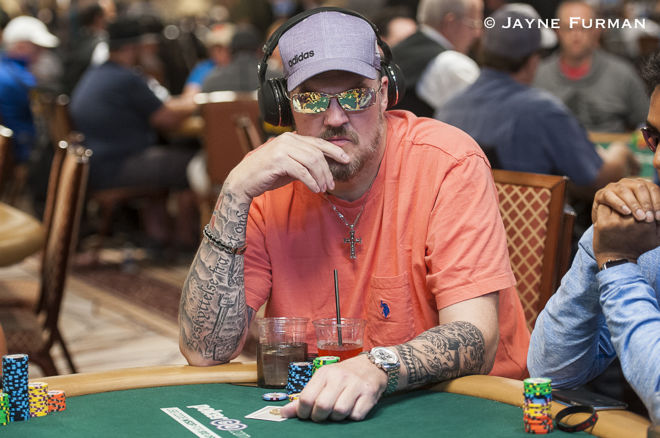 Poker Lifeline: Rick Syverud Lives Out a Dream As He Battles Stage 4 Cancer 0001