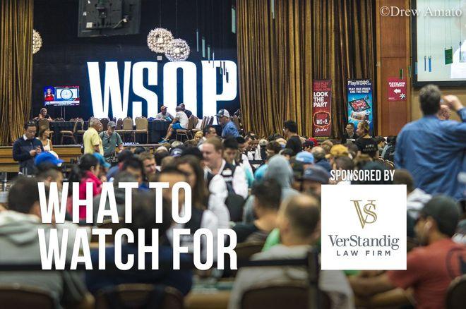 WSOP Day 42: Day 1A/1B Main Event Survivors Return With Mortensen Leading 0001