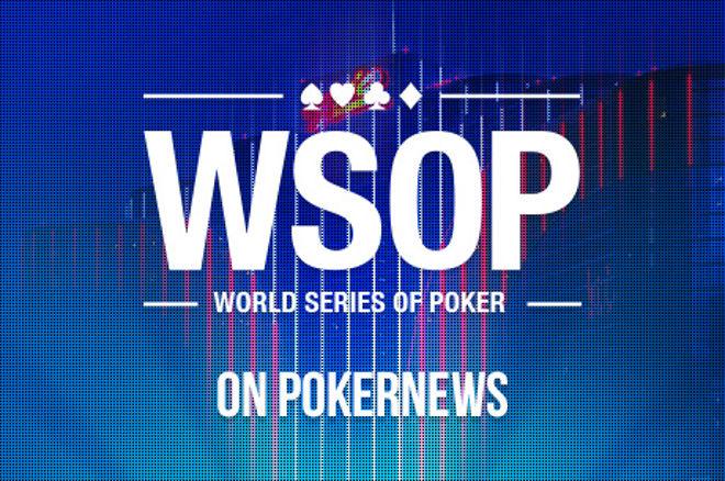 2017 WSOP Main Event - Tafelindeling Dag 5
