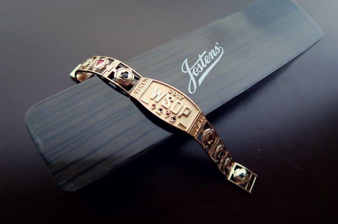 2017 WSOP bracelet