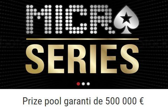 Micro Series : 500.000€ garantis sur PokerStars 0001