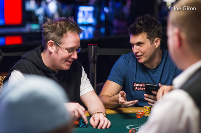 Sam Grafton and Doug Polk: A WSOP Poker Bromance Brewing? 0001