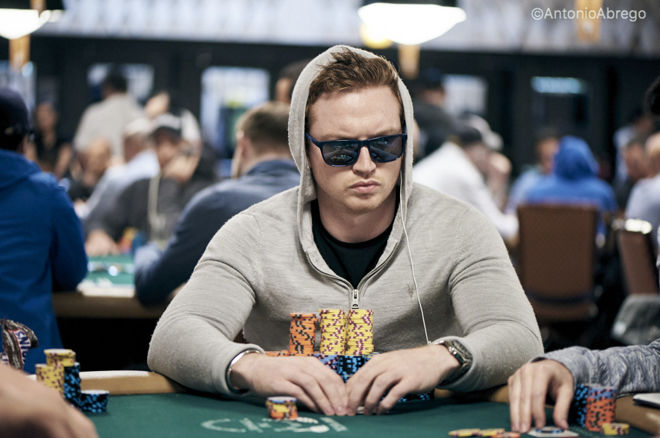 Lawrence Bayley Leads After Day 2AB of WSOP Main Event 0001