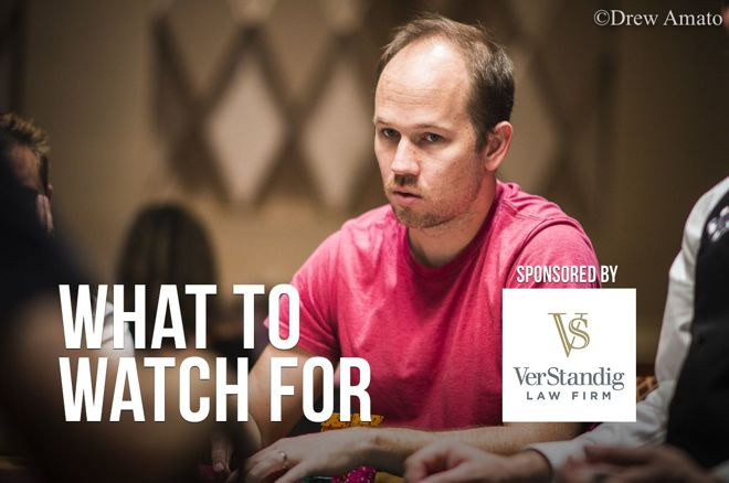 WSOP Day 43: Big Numbers, Big Names Return for Main Event Day 2C 0001
