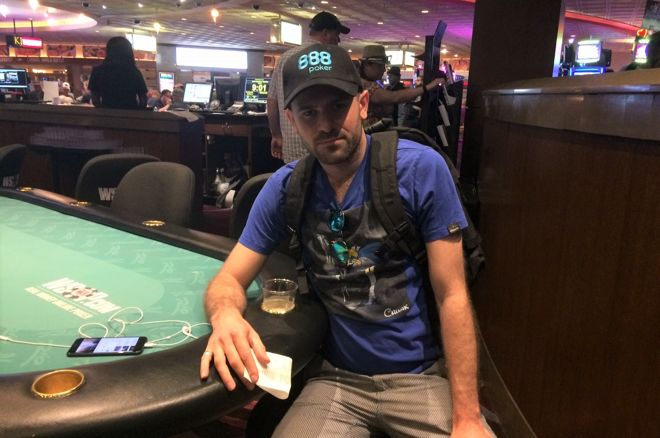 Payoff in Perseverance: 888 Qualifier Turns $1 Satty into Main Event Entry 0001