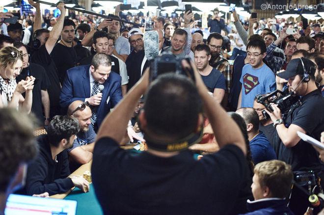 WSOP : Les 27 Français dans l'argent sur le Main Event 2017 0001
