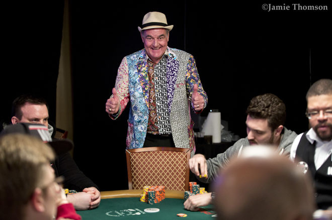 For 64-Year-Old John Hesp, WSOP Main Event is All About the Challenge 0001