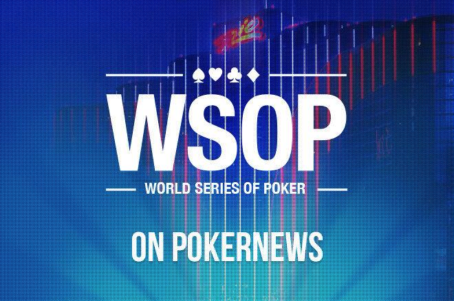 WSOP pagrindinis turnyras: Justas Vaičiulionis pasiekė 6-ąją turnyro dieną! 0001