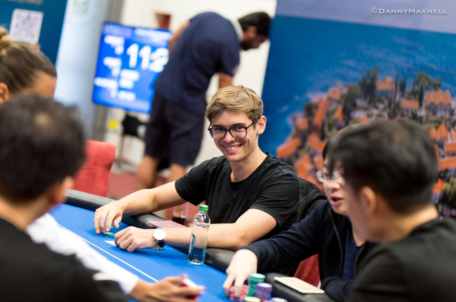 Benjamin Wu Leads Triton Super High Roller Montenegro; Fedor Holz 6th 0001