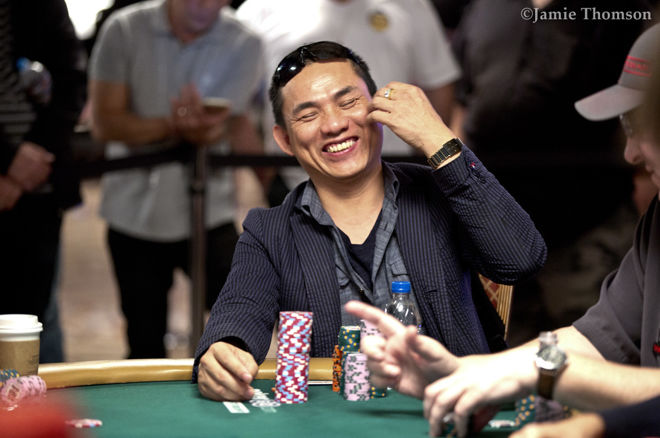 Split Pot Leads to Main Event Heater for Christian Pham 0001