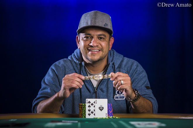 Adrian Moreno Wins WSOP Event #74: The Little One for One Drop 0001