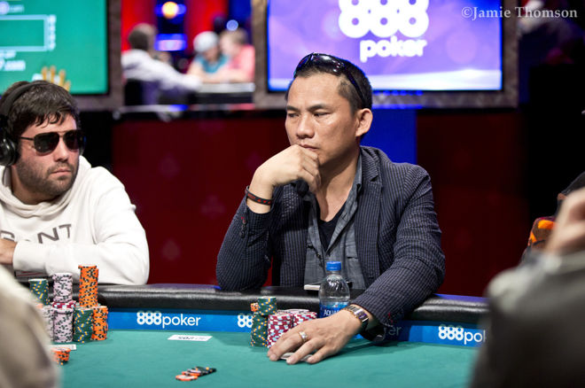 Christian Pham Leads Final 27 of World Series of Poker Main Event 0001