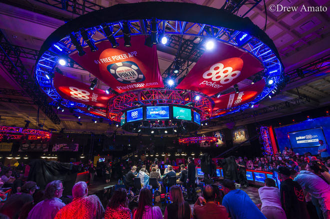 World Series of Poker 2017 WSOP PokerNews Canada