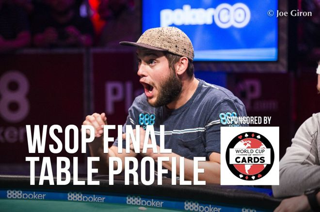 WSOP Final Table Profile: Bryan Piccioli 0001