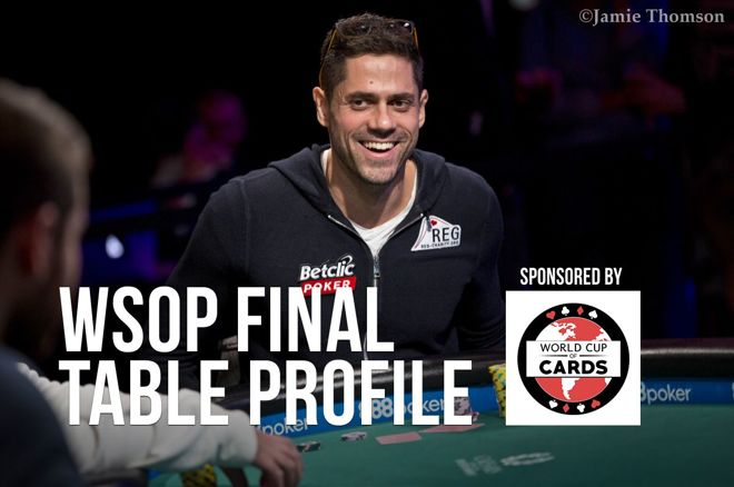 WSOP Final Table Profile: Benjamin Pollak 0001