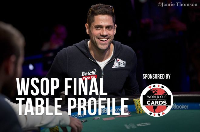 WSOP Final Table Profile: Benjamin Pollak 0001